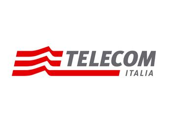Логотип Телеком Италия